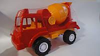 Детская машина Бетономешалка 259,370x240x160 мм.Машинка игрушечная Бетономешалка для мальчика.Автомобиль Бетон