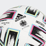 Мяч футбольный Adidas Uniforia League Box FH7376 Size 5, фото 3