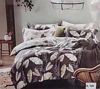 Комплект постельного белья евро микровелюр Vie Nouvelle Velour 200х220  VL135, фото 1