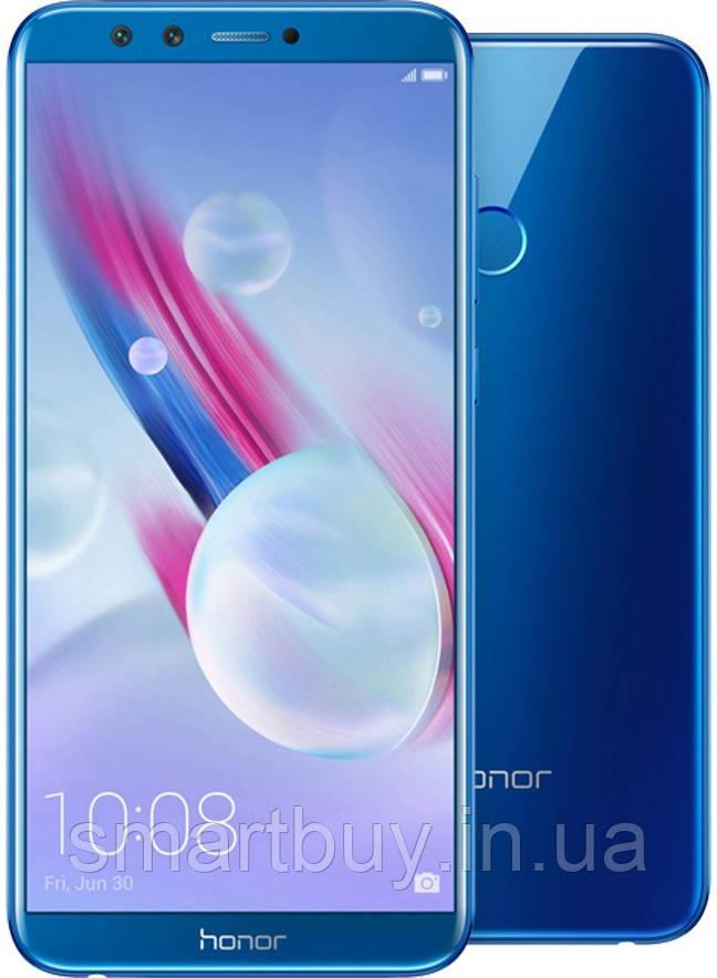 Huawei Honor 9 Lite 3/32GB (гарантия 12 месяцев) + Защитное стекло на экран