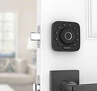 Умный замок ULTRALOQ U-Bolt Pro Smart Lock+адаптер WiFi, замок для входной двери 6-в-1 отпечаток пальца