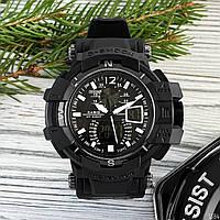Часы Casio G-Shock GW-A1100 Black Спортивные противоударные часы.