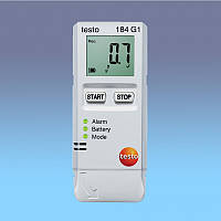 Testo 184 G1 Регистратор ударной нагрузки, влажности и температуры