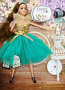 "Кукла Эмили с Манекеном | Кукла ""Emily"" в пышной юбке | Кукла Эмили с аксессуарами |"