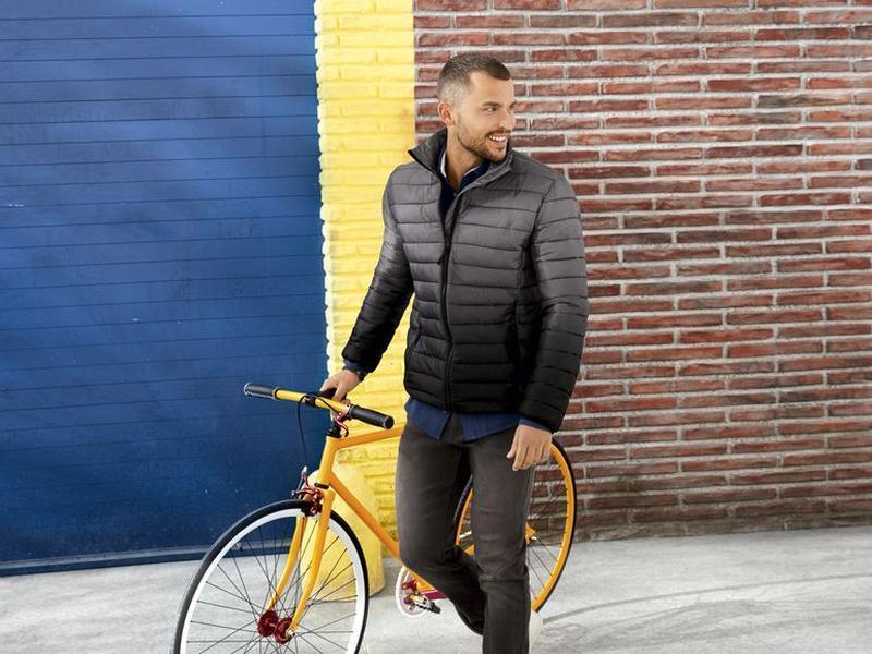 Мужская демисезонная куртка Livergy Размер 52
