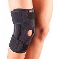 Ортез на коленный сустав с Полицентрический шарнирами универсальный (черный) р.1
