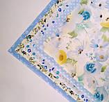 Набор хлопковой ткани для рукоделия из 5шт. мелкие точки, фото 2
