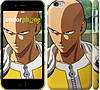 "Чехол на iPhone 6 Plus One Punch Man ""3212c-48"""