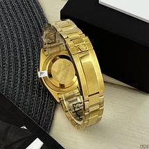 Rolex Daytona Metal Automatic Gold-White, фото 3