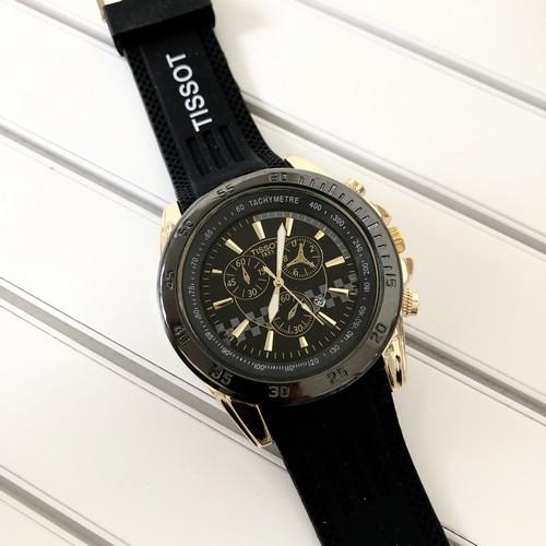 Tissot Black-Gold