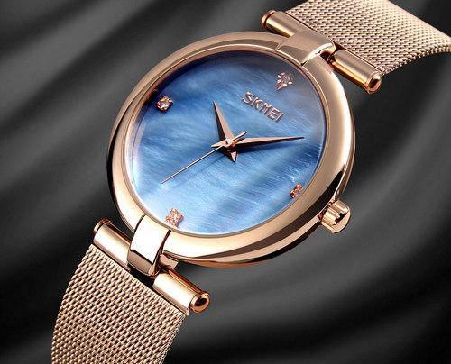 Skmei 9177 Cuprum-Blue, фото 2