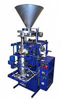 Пневмомеханический фасовочно-упаковочный автомат с объемным дозатором