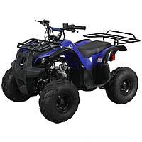 Квадроцикл с доставкой SPARK SP110-3 ( синий и чёрный )