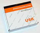Раздвижная система для дверей USK 3019 (40кг) аналог EKF с 1,5 м профилем, фото 5