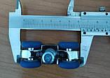 Раздвижная система для дверей  EKF E-120101-02 (80кг) с 1,5 м профилем, фото 4