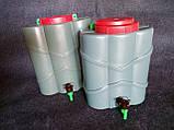 Рукомойник новый пластиковый, 10 литров, фото 6