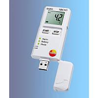 Testo 184 H1 Регистратор влажности и температуры testo 184 H1, фото 1