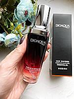 Масло- Сыворотка для волос Bioaqua Wake Up Sleeping Hair с экстрактом красной розы 03