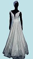 Сукня святкова біла, фото 1