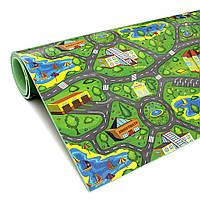 Детский коврик для игр ПАРКОВКА 8мм/110х200см, фото 1