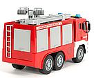 Пожарная машина с водяной помпой, свет, звук, выдвижная лестница , фото 4