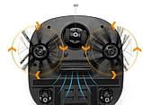 Умный Робот-пылесос Robot Vacuum Cleaner 16001 Features Робот пылесос в Украине, фото 7