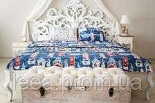 Комплект постільної білизни Prestige Євро 200х220 см Лондон SKL29-150434