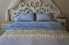 Комплект постільної білизни Prestige двоспальний 175х215 см Поляриус SKL29-150447
