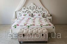 Комплект постільної білизни Prestige Євро 200х220 см троянда SKL29-150452