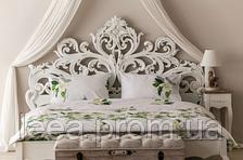 Комплект постільної білизни Prestige Євро 200х220 см флюрес SKL29-150454
