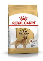 Корм Royal Canin Golden Retriever Adult для взрослых собак породы золотистый ретривер 12 кг