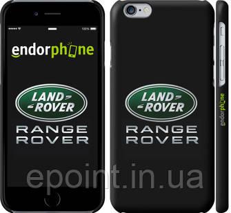 """Чехол на iPhone 6 Range Rover """"3067c-45"""""""