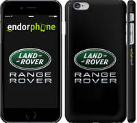 "Чехол на iPhone 6 Plus Range Rover ""3067c-48"""