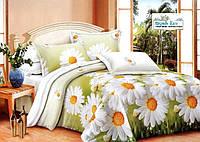 Постельное бельё бязь Двухспальный комплект 175х215 см комплект постельного белья