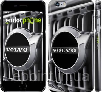 """Чехол на iPhone 6 Plus Volvo. Logo """"3175c-48"""""""