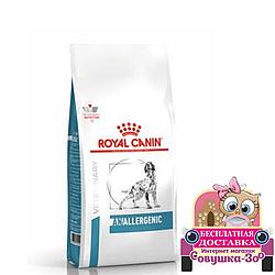 Корм Royal Canin Anallergenic Роял Канін Аналлергенік дієта для собак 8 кг
