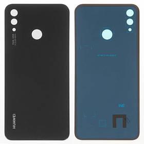 Задняя крышка для Huawei Nova 3 черная
