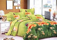 Бязь Евро комплект постельного белья 200х215см постельное бельё