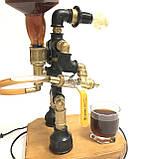 """Настольный светильник """"Робот-Бармен"""" с подачей алкоголя, фото 3"""