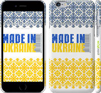 """Чехол на iPhone 6 Made in Ukraine """"1146c-45"""""""