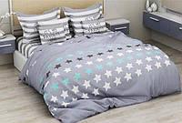 Постельное белье 100%хлопок/полуторный комплект постельного белья/Бязь gold люкс