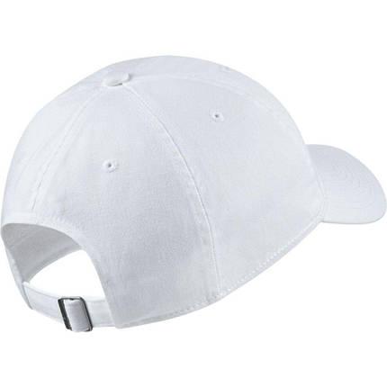 Кепка мужская Nike U NSW H86 Futura Washed 913011-100 Белый, фото 2