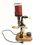"""Настольный светильник """"Робот-Бармен"""" с подачей алкоголя, фото 2"""