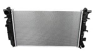 Радиатор охлаждения VW Crafter / Mercedes Sprinter 06- (+AC/-AC) SOLGY (Испания) 112039