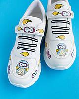 """Медицинские женские кроссовки """"Colored Owls"""""""