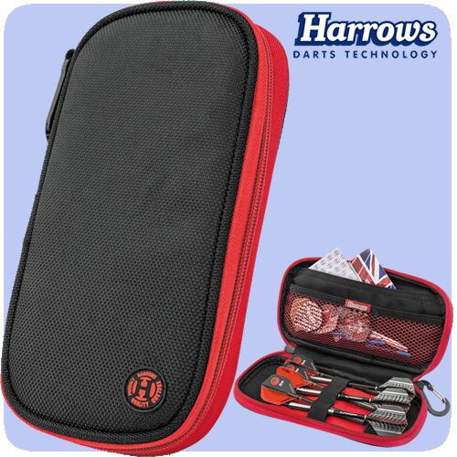Футляр для дротиков дартс z400 Harrows Англия
