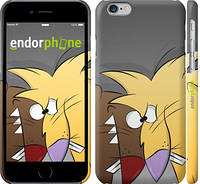 """Чехол на iPhone 6 Злюки бобри """"2999c-45"""""""