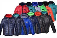 Детские весенне-осенние двусторонние куртки с капюшоном, в ассортименте