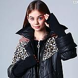 Куртка для девочки подростка ТМ МОНЕ р-р 164, фото 3
