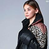 Куртка для девочки подростка ТМ МОНЕ р-р 164, фото 4